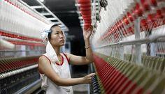 Asia y el aprovisionamiento textil