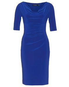 Nelly.com: Carleton Dress - Lauren Ralph Lauren - nainen - Blue. Uutuuksia joka päivä. Yli 800 tuotemerkkiä. Rajatonta vaihtelua.