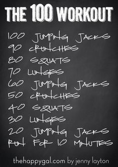 - Crossfit style at home workouts that need no equipment and are for any fitness level! crossfit workouts at home 100 Workout, Workout Fitness, Weekend Workout, Workout Diet, Fitness Plan, Wellness Fitness, Workout Plans, Fitness Diet, Health Fitness