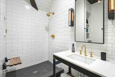 New Post bathroom tile options