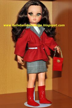 BAMBOLE FURGA TRE ESSE: LE FOTO DELLE VOSTRE BAMBOLE! Vintage Italian, Vintage Dolls, Doll Toys, Peplum Dress, Barbie, Creativity, Dreams, Fantasy, Diy