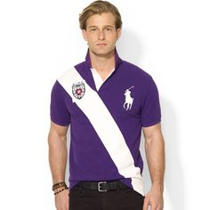 57fb47fd1 Striped Polo Shirt, Polo Ralph Lauren, Banner, Banners, Picture Banner
