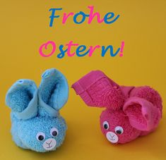 Towel Origami, Diy Ostern, Baby Shower, Washing Clothes, Diy And Crafts, Teddy Bear, Diy Projects, Easter, Inspiration