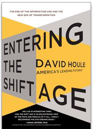 """Being a Creative Person in an Ever-Changing Digital Age - Jane Friedman interviews David Houle, author of Entering the Shift Age. """"Is the Internet [and digital gadgetry] killing the novel, literary life and deep thinking? Do we live in an era of information abundance and opportunity—or an era of information overload and distraction?"""" #Internet #digitalage #FMCS3100 #creativity"""