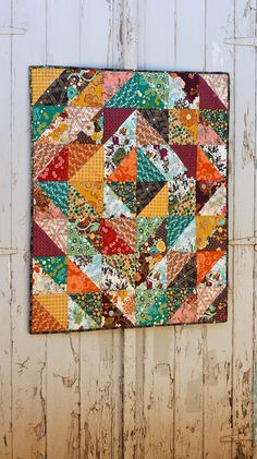 Indie quilt | Flickr - Photo Sharing!