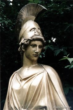 Athena - Greek Mythology Link