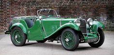 1934 Singer 1.5-Litre Le Mans