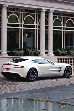 italian-luxury: Aston Martin | More