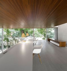 studio mk27 - Marcio Kogan - Tetris House