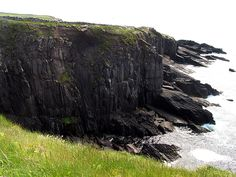 The Cliffs near Dunbeg Fort in Co Kerry. Photo by Pam Brophy, via geograph.org.uk.