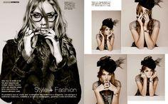 Sofia Monaco, Mexico's top model