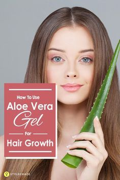 Hair Remedies How To Use Aloe Vera Gel For Hair Growth- 15 Amazing Ways - When it comes to hair growth, patience is key. But how much patience can a person have, really? How about considering aloe vera gel for hair growth? Here is all about it in detail Hair Remedies For Growth, Hair Growth Treatment, Hair Growth Tips, Healthy Hair Growth, Dry Hair Remedies, Hair Treatments, Natural Remedies, Aloe Vera Gel For Hair Growth, Aloe Vera For Hair