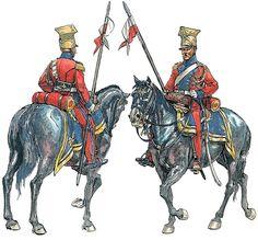 2nd regt. dutch lancers of Napoleon's imperial guard - Google zoeken