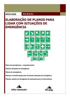 0520. Elaboração de planos para lidar com situações de emergência