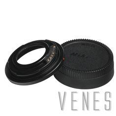 AF Подтверждение Гору Кольцо Адаптер Для M42 Объектив Nikon F Стекло камеры D5300 D610 D7100 D5200 D600 D3200 D800/D800E D5100 D7000 купить на AliExpress