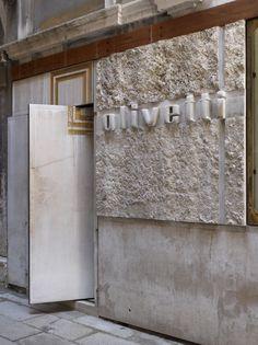 Olivetti Show-room- Venezia. Carlo Scarpa - Carlo Intrini Photography.