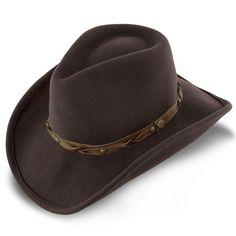 Shetland - Walrus Hats Wool Felt Cowboy Hat - H7013 Western Hats 984269432637
