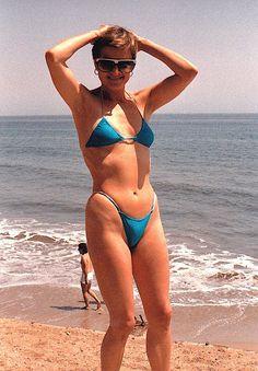 Angie everhart bikini — 12