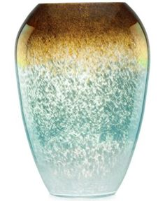 "Lenox Gifts, Seaview Ombre Urn Vase 12""  #MohawkHomeWanderlustContest  #LoveComingHome"