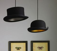 Awesome Jeeves And Wooster Pendant Lights – $100