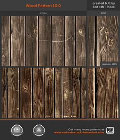 Wood Pattern by Sed-rah-Stock on DeviantArt Stock Background, Wood Patterns, Pattern Making, Art World, Character Concept, Photoshop, Deviantart, Graphic Design, Gallery