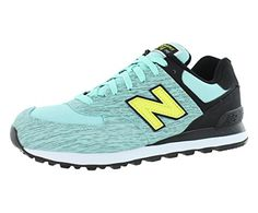New Balance Womens 1600 HKNB Footwear Collection Running ShoeBlack7 B US *** You can find out more details at the link of the image.