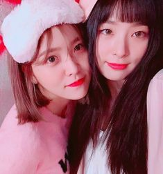 Red Velvet - Seulgi & Yeri #reveluv #kpop #seulri