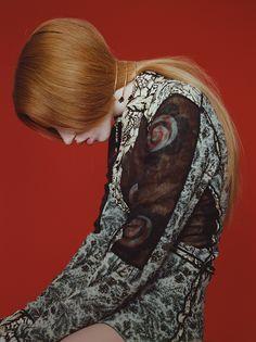 Greta Ilieva · On The Rocks Magazine 2015 · Attachment Theory