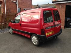 Citroen Berlingo Van 2.0 Hdi 600