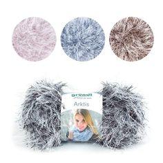 Arktis - Gründl   Fischer Wolle Knit Crochet, Knitting, Home Decor, Amigurumi, Stockinette, Arctic, Threading, Breien, Decoration Home
