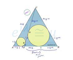 Categoria: Centers Of A Triangle - eyleMMath Geometry Questions, Math Questions, Triangles, Geometry Problems, Mathematics Geometry, Trigonometry, Science, Hand Lettering, Bathroom Towels