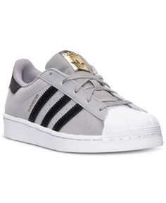 adidas Little Boys\u0027 Superstar Casual Sneakers from Finish Line - Finish Line  Athletic Shoes - Kids \u0026 Baby - Macy\u0027s