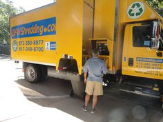 TLC Dallas recycled over 3.5 TONS of paper!
