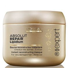 Professionnel Expert Serie - Absolut Repair Lipidium Mask (For Very Damaged Hair) - L'Oreal - Professionnel *** Find out more about the great product at the image link.