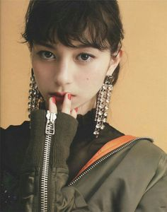 Ayami Nakajo - Back Japanese Beauty, Japanese Girl, Asian Beauty, Manic Pixie Dream Girl, Prity Girl, Japanese Models, Beauty Photos, Portrait Inspiration, Beautiful Models