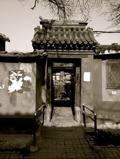 Beijing, shisantiao hutong