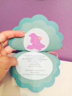 handmade invitations for under the sea theme party or the little mermaid party   shell invitations  https://www.facebook.com/pages/Amaya-Party-Productions/714540291902015?notif_t=page_name_change