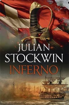 INFERNO by Julian Stockwin , USA, McBooks Press