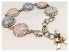 Pretty Wrist Jewellery, Bracelets, Pretty, Silver, Fashion, Moda, Jewels, Fashion Styles, Schmuck