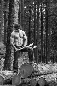 Lumberjack, by Tobias Berg