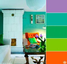 amazing color combination