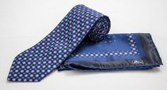 #Blue & bold. #Pink & playful. This #Brioni #necktie pocket square set says it all.  |  Find yours! http://www.frieschskys.com/shop-brioni |  #frieschskys #mensfashion #fashion #mensstyle #style #moda #menswear #dapper #stylish #MadeInItaly #Italy #couture #highfashion #designer #shopping