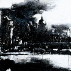 John Virtue, London