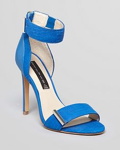 STEVEN BY STEVE MADDEN Sandals - Lipsrvce High Heel | Bloomingdale's