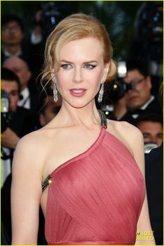Nicole Kidman at The Paperboy premiere during the 2012 Cannes Film Festival on Thursday (May 23) at Palais des Festivals in Cannes, France