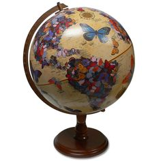 Flutter Globe by Imaginations #home #decor