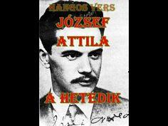 József Attila: A HETEDIK - A költészet napja: április 11.