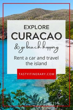 Book a car, explore the beaches of Curacao, and go snorkeling. Carve out time to visit colorful Willemstad. See the things to do in Curacao and add this Southern Caribbean island to your bucket list. | #cruiseport, #dutchCaribbean, #beaches | Best Cruise, Cruise Port, Cruise Vacation, Dream Vacations, Southern Caribbean Islands, Beach Hacks, Willemstad, Cruise Destinations, Beach Trip