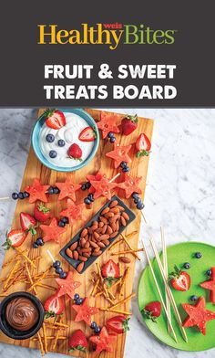 Enjoy stress-free summer snacking and entertaining with grazing boards. Summer Snacks, Free Summer, Stress Free, Foodies, Sweet Treats, Boards, Entertaining, Fruit, Healthy