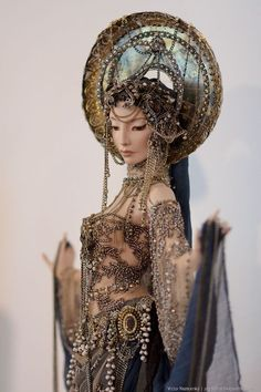 All about dolls - Кукольная коллекция в культурном центре .